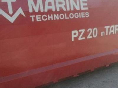Prasokontener hakowy PZ mTaran typ PZ20 3